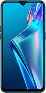 Oppo A12 6.2 inch Smartphone - Dual Sim, Android 9, 32GB, 3GB -Blue, UAE version