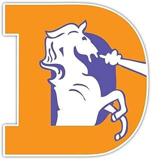 NFL Denver Broncos 3D Foam Wall Sign