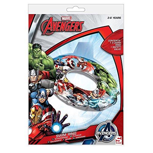 GUIZMAX Bouée Disney Les Avengers Piscine Enfant Natation