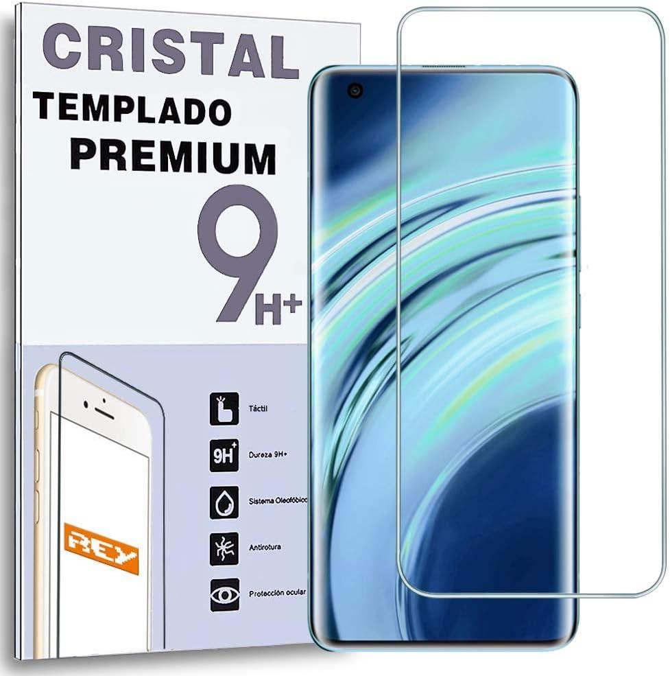 REY Protector de Pantalla para XIAOMI MI 11 - Mi11 - MI 11 Ultra - MI 11T - MI 11T Pro, Cristal Vidrio Templado Premium