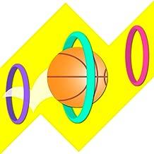 Dunk Wave - Basketball Time Killer Addicting Game 2K18