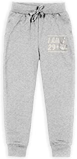 Dxqfb Milestone 30th Birthday Boys Sweatpants,Sweatpants For Boys
