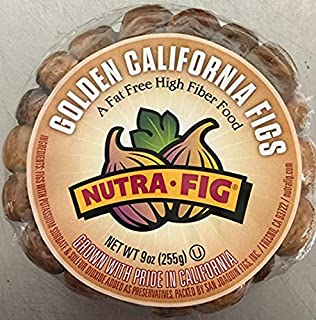 Golden California Figs 9oz(Pack of 2)