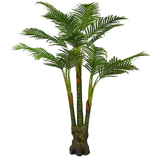 Hyperboles Nearly Natural 5259 Paradise Artificial Palm Trees, 5-Feet, Green Without Pot …