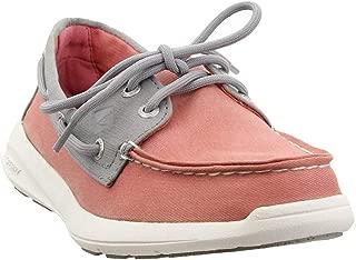 Sojourn Saltwashed Boat Shoe Men 12 Nantucket Red/Grey