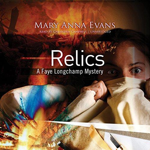 Relics audiobook cover art
