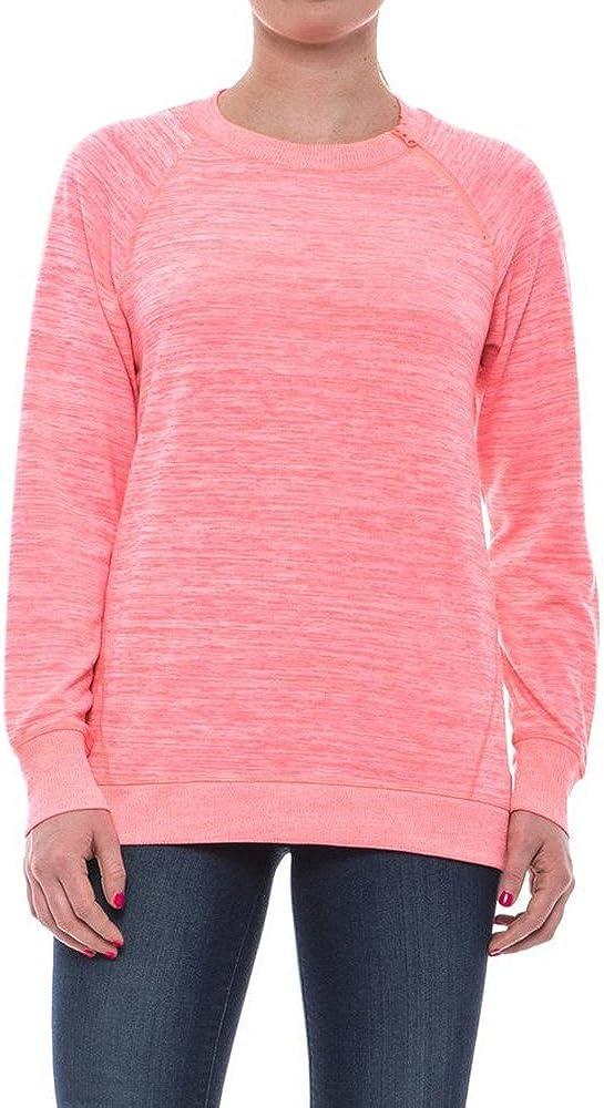 Cheap Max 79% OFF mail order sales Gerry Journey Women's Asymmetrical Zip Sleeve Long Shirt Neck