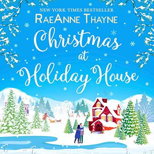 Christmas at Holiday House cover art