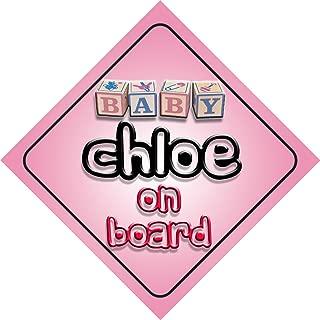 Couronne Princesse L/éonie Signe Pour Voiture Enfant//B/éb/é /à Bord
