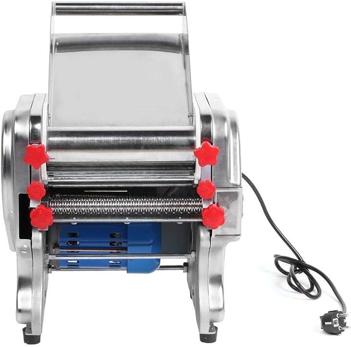 Macchina per la produzione di pasta, macchina per la stampa di pasta elettrica in acciaio inossidabile crisis B089M7Q5YT