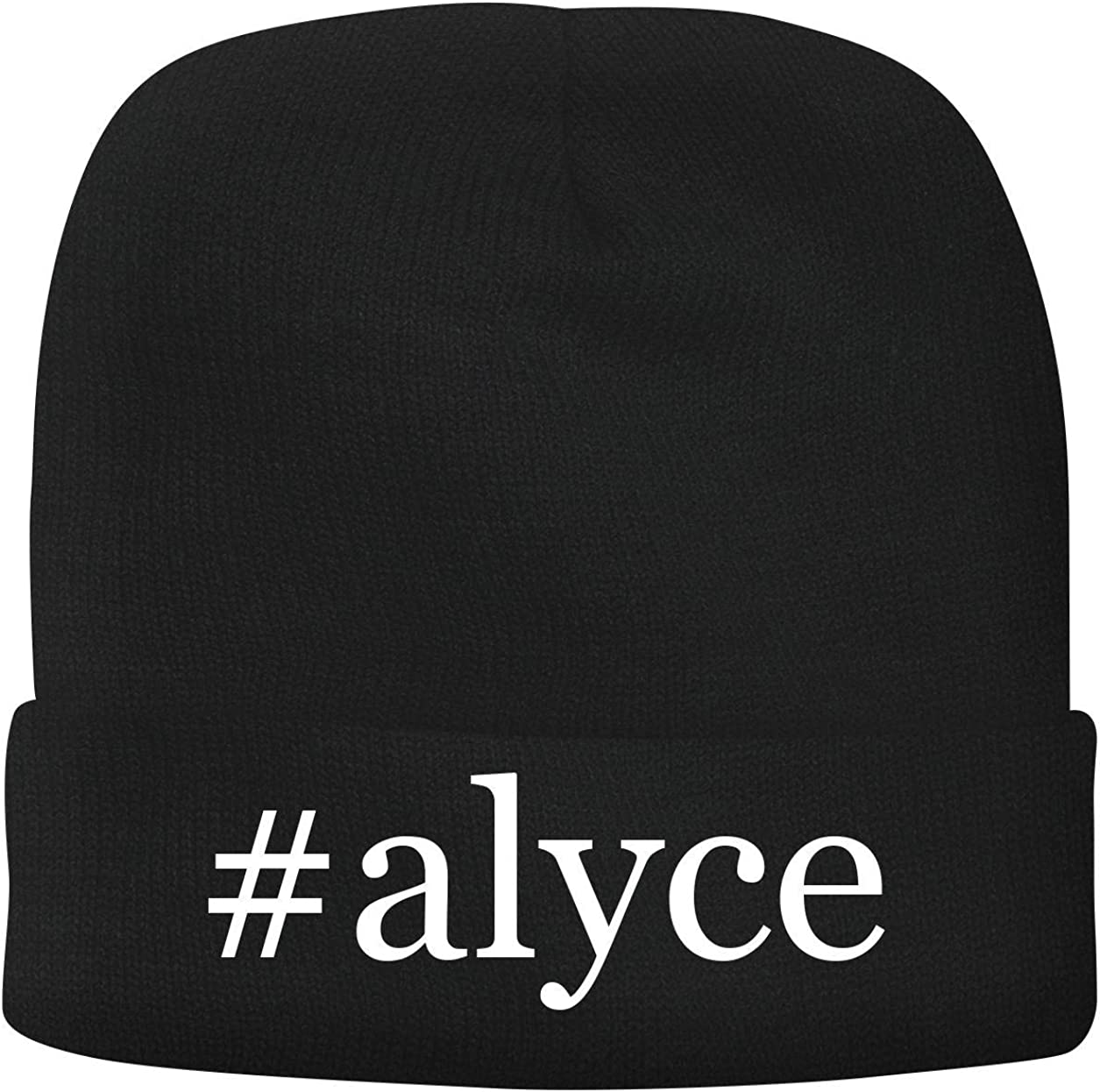 BH Cool Designs #Alyce New item - Minneapolis Mall Men's Soft Hashtag Comfortable Beanie