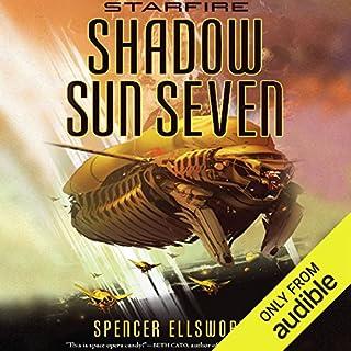 Shadow Sun Seven audiobook cover art