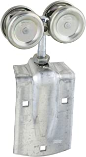 National Hardware Stanley N112-102 5005 Box Rail Hanger in Zinc plated, 2 pack, 1-(Pack)