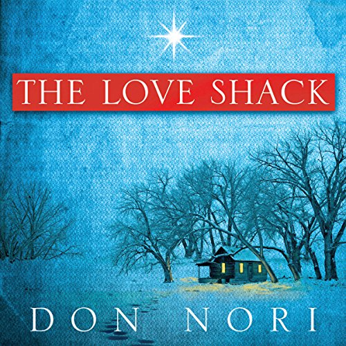 Love Shack audiobook cover art