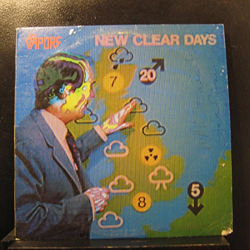 The Vapors - New Clear Days - Lp Vinyl Record