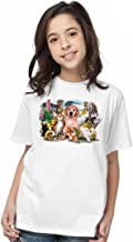 SolarTees Kids Youth Pet Party 2 Solar Color Changing Tee