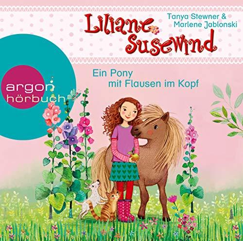 Liliane Susewind - Ein Pony mit Flausen im Kopf (Liliane Susewind ab 4, Band 10)
