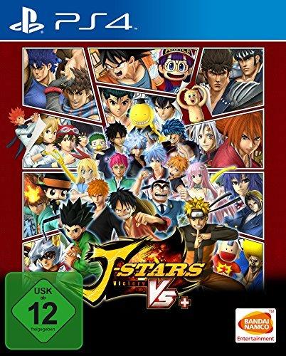 J-Stars Victory Vs+ (PS4) by Namco Bandai