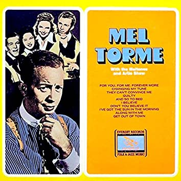 Mel Torme with the Meltones and Artie Shaw