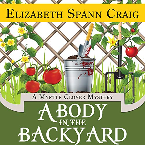 A Body in the Backyard  By  cover art
