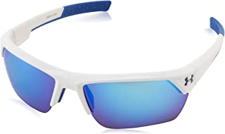 biohazard white sunglasses