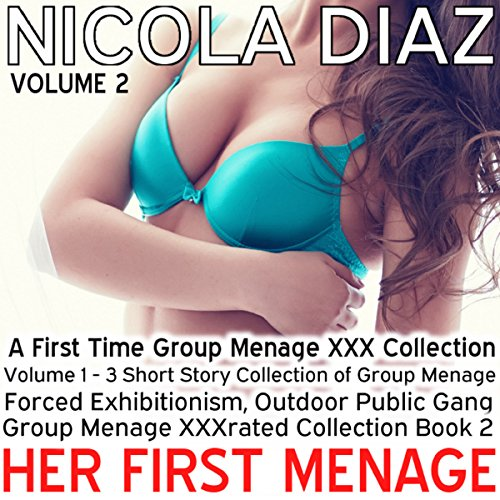 Her First Menage audiobook cover art