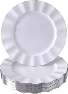 Silver Spoons 1952, Dinner Plates, White