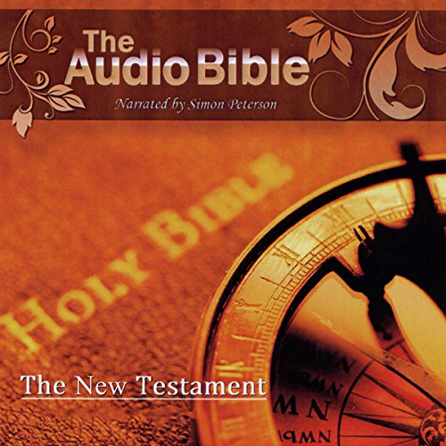 The New Testament: The First Epistle of Peter audiobook cover art