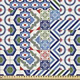ABAKUHAUS Jahrgang Stoff als Meterware, Marokkanische