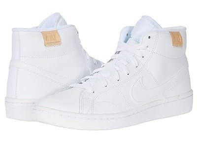 Nike Court Royale 2 Mid (White/White) Women