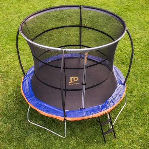 TRAMPOLINE Jump Power 10ft and Enclosure