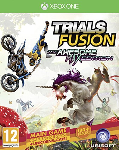 Trials Fusion Awesome - Max Edition