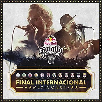 Final Internacional Mexico 2017 (Live)