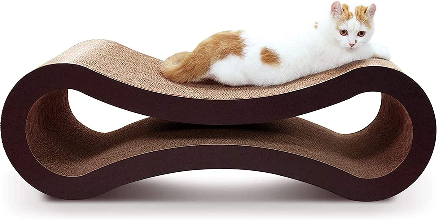 ScratchMe Cat Scratcher Recommended Cardboard Scratching Bed House Sales of SALE items from new works Pad Furn