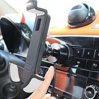 juman634 Mini tragbare Feste Handyhalterung für Smart 453 Modell Forfour Fortwo Autotelefonhalterung Navigation Ladehalterung