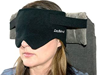 ZzzBand Airline Pilot Created Travel Pillow Alternative -The Necks Best Thing to First Class - Patented