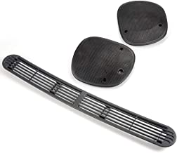 OEM NEW Dash Defrost Vent Cover Left Right Speaker Grille Set For Chevrolet Blazer S10 GMC Jimmy Sonoma Oldsmobile 1998-2005