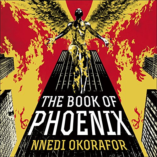 The Book of Phoenix audiobook cover art