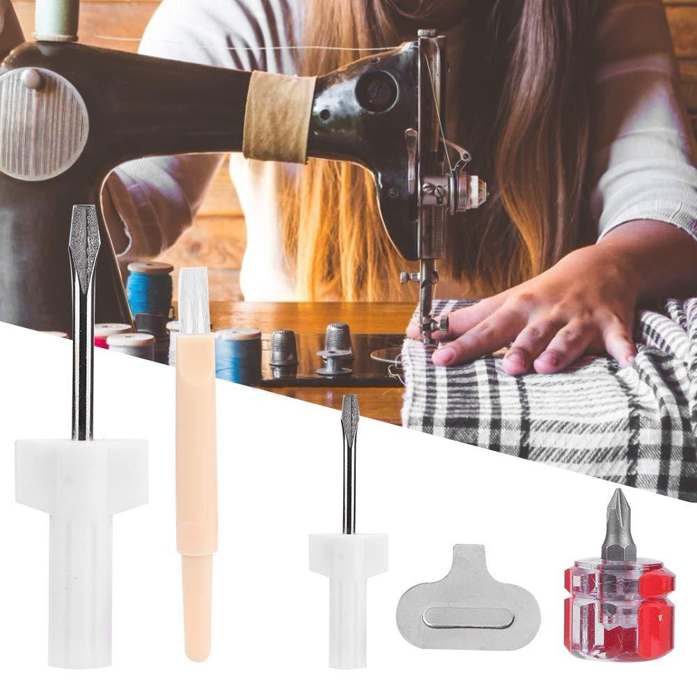 Ponacat - Juego de accesorios para máquina de coser, 5 piezas ...