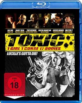Toxic [ NON-USA FORMAT Blu-Ray Reg.B Import - Germany ]