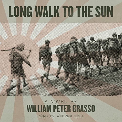 Long Walk to the Sun audiobook cover art