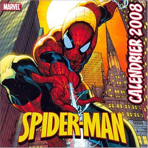 Calendrier Spider-Man 2008