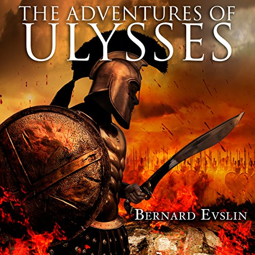 The Adventures of Ulysses cover art