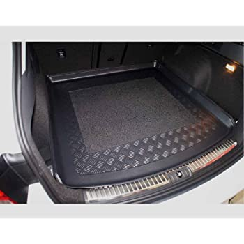 ab 2014 EXKLUSIV Kofferraumwanne Kofferraummatte SEAT Leon ST obere Etage Bj