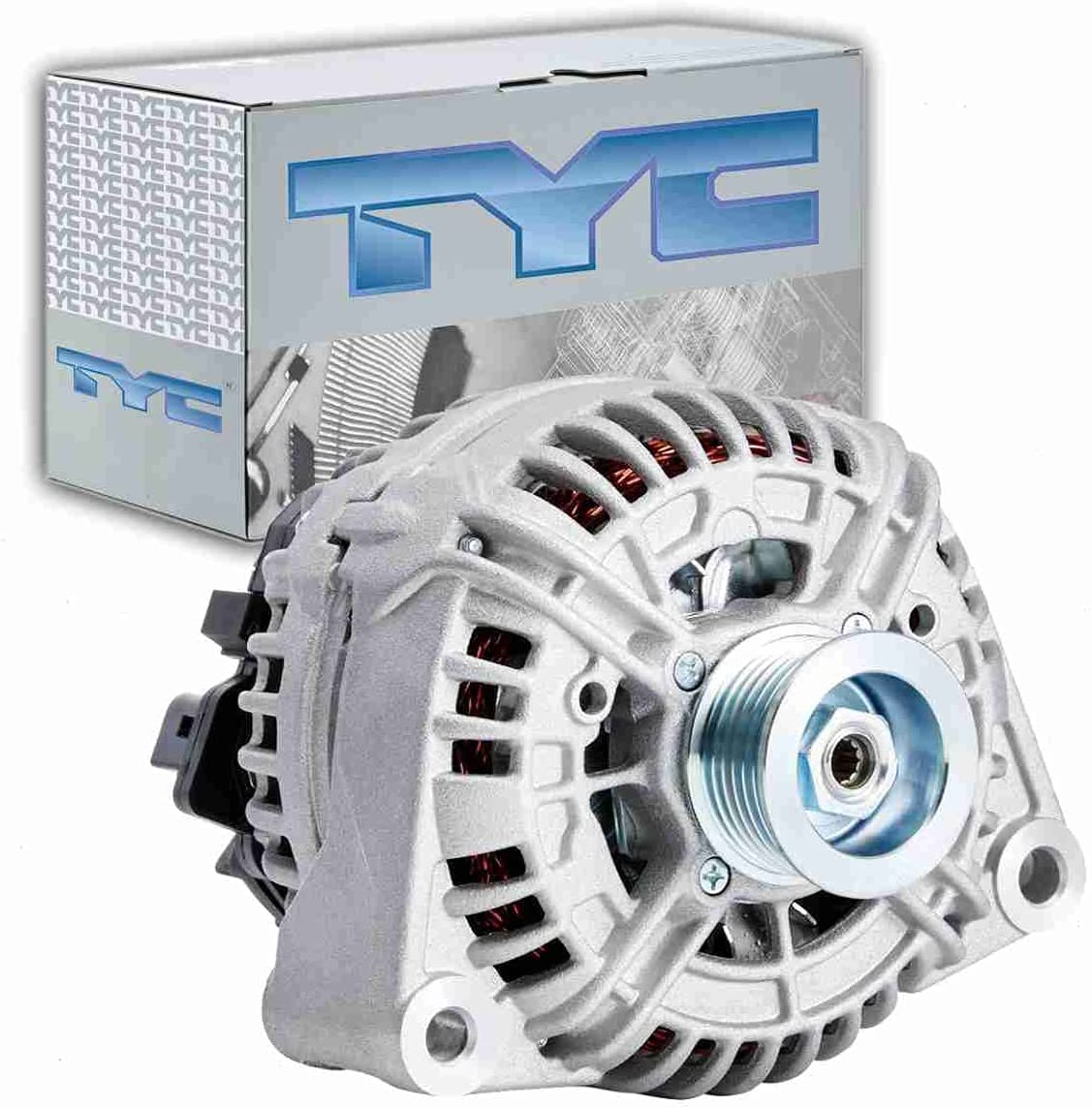 Las Vegas Mall TYC Alternator compatible with Mercedes-Benz V8 S430 Omaha Mall 2002-2 4.3L