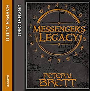 Messenger's Legacy (Novella) cover art