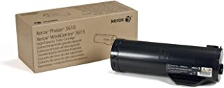 Xerox Phaser 3610 / Workcentre 3615 Black High Capacity Toner Cartridge (14,100 Pages) - 106R02722