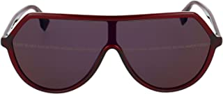 Luxury Fashion | Fendi Mens FF0377SC9AXL Burgundy Sunglasses | Fall Winter 19