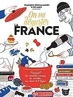 Livre On va déguster la France