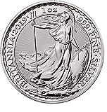 2019 Silver Britannia Collectible Coin by The Royal...